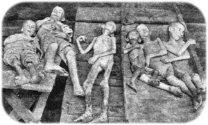 """Ukranian Victims of Socialist Utopian Dreams. The murder of millions of Ukranian peasants in 1932-33 by Stalin's Soviet regime has become widely known as the """"Holodomor"""" , which means """"to kill by means of starvation."""" Of course, the policies that led to this humanitarian catastrophe were done in the name of """"progress"""" for the """"good"""" of the communist motherland."""