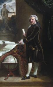 John Adams by Copley