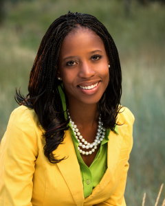 Utah Republican Mia Love - now on her way to Congress.