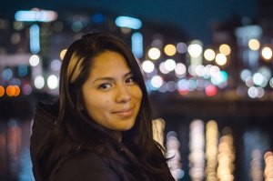 This beautiful, young American, Nohemi Gonzalez, was murdered in cold blood on November 13th in Paris by ISIS terrorists.