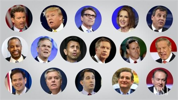 16-GOP-candidates Republican