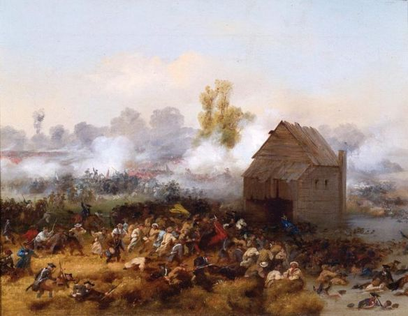 battle-of-long-island-by-alonzo-chappel