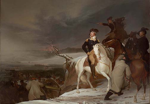the-passage-of-the-delaware-by-thomas-sully-1819